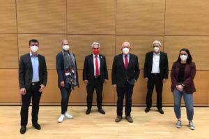 Die Fraktion der SPD im Ortsbeirat